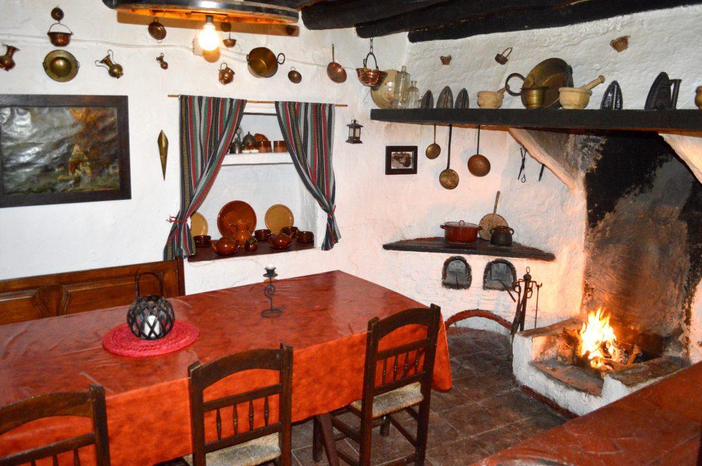 Cortijo antigua cocina