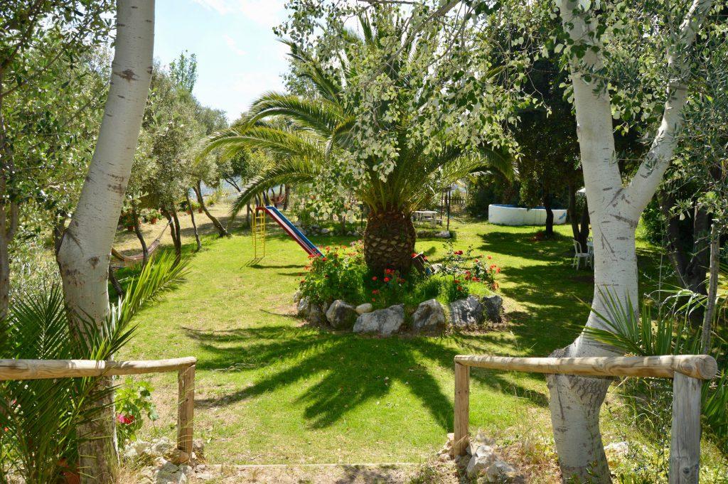 Cortijo Pulgarín Bajo Jardines